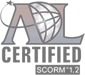 Moodle 1.9.5 is certified SCORM 1.2 compliant