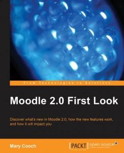 Reserveer het eerste boek over Moodle 2.0