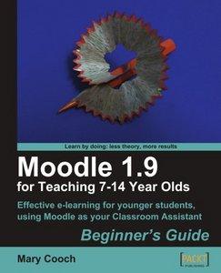 Boek voor lesgeven met Moodle voor basisscholen