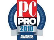 Moodle op de shortlist voor Onderwijs Product van het Jaar in 2010 PC Pro Awards