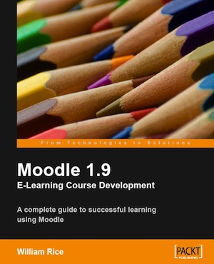 Moodle boek 'E-learning Course Development' online op SlideShare