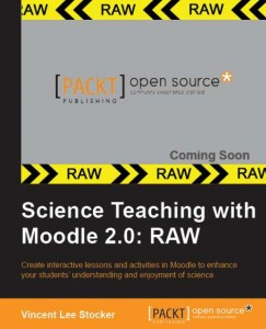 Nieuw boek: Science Teaching with Moodle 2.0