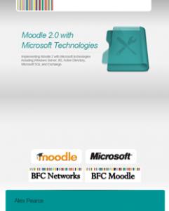 E-Boek over Moodle 2.0 met Microsoft Technologies