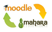 Mahara opdracht in Moodle 2