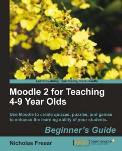 Boek: Moodle 2 en lesgeven aan 4-9 jarigen