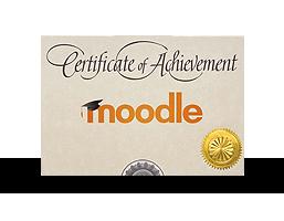 Eerste Nederlandse gecertificeerde Moodle cursusontwerpers
