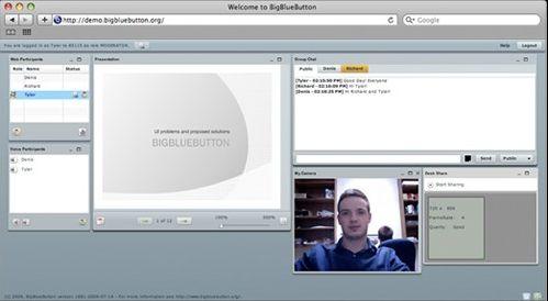 Praktijkervaring virtuele klas met BigBlueButton