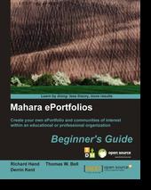 Review van Mahara ePortfolios, Beginner's Guide
