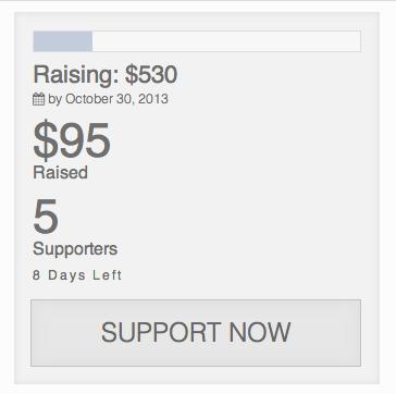 Moodle Crowdfunding