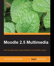 Boek over multimedia in Moodle 2.5