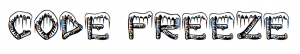 Code freeze voor Moodle 3.1