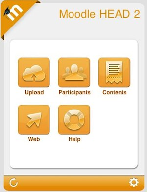 Extra functies Moodle mobile app (als je nog geen 2.7 hebt)