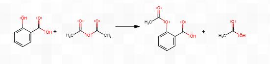 Chemische structuren tekenen in Moodle