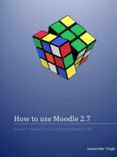 Moodle handleiding 2.7