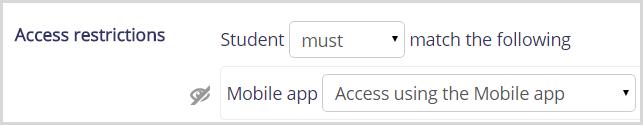 Moodle  Mobile bekeringen