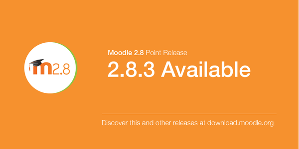 Moodle283 release