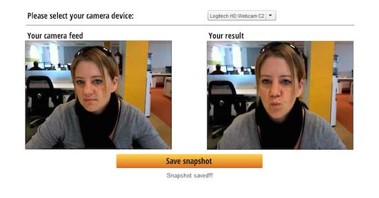 Profielfoto maken in Moodle met je webcam