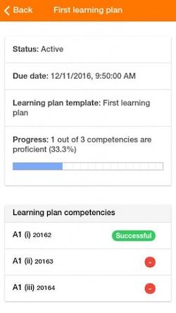 Moodle Mobile 3.1.0 is uit met competenties, leerpaden en toetsen
