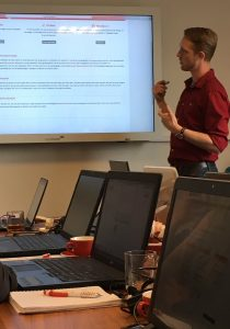 Verslag workshops Moodle 3.1 wat is er nieuw?