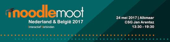 Programma Moodlemoot 24 mei 2017 is bekend!