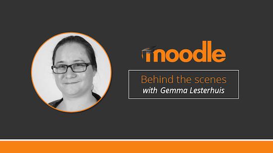 Interview met initiatiefneemster Gemma over nieuw cursusdashboard in Moodle 3.3