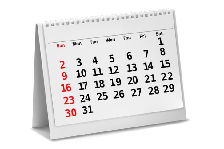 Vooruitblik Moodle 3.4: Kalender verbeteringen