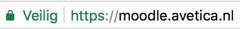 Moodle Security (10): Verplicht een SSL-certificaat op elke Moodle site!