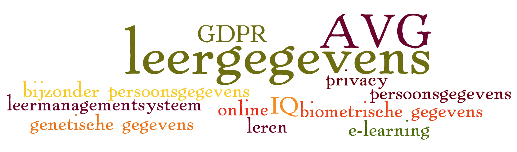 Moodle Privacy (3): Leergegevens zijn bijzondere persoonsgegevens?