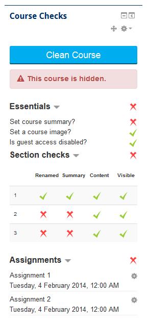 Moodle course-checks block.png