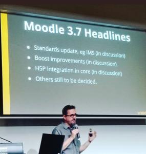 Vooruitblik Moodle 3.6 en 3.7