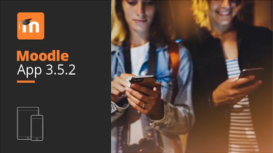 Update van Moodle App en Moodle Desktop #3.5.2