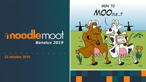 Moodlemoot #MootBNL19 programma details